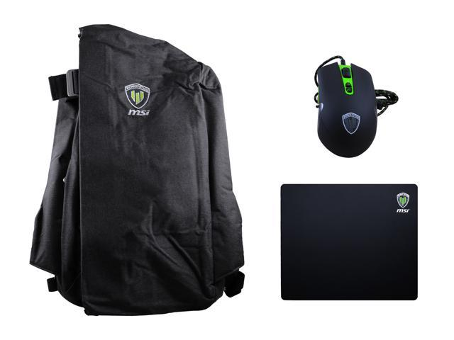 MSI Workstation Travel Pack