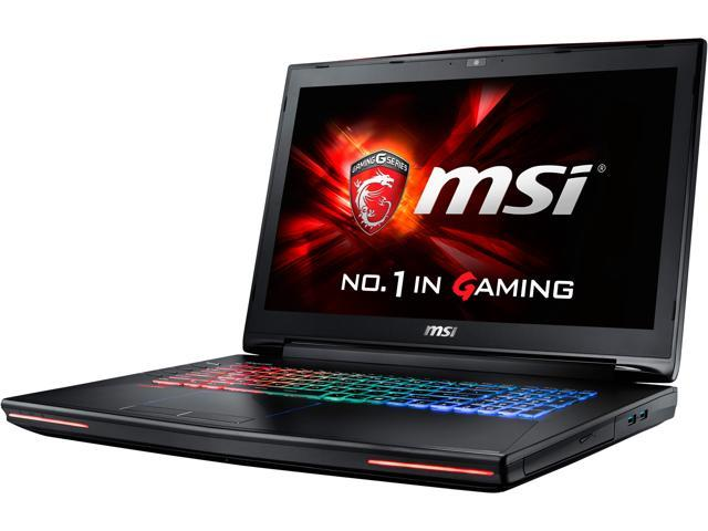 "MSI 17.3"" 120Hz 5ms GT72VR Dominator Pro-288 Intel Core i7 6th Gen 6700HQ (2.60 GHz) NVIDIA GeForce GTX 1070 16 GB Memory 1 TB HDD Windows 10 Home 64-Bit Gaming Laptop"