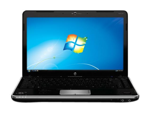 HP Laptop Pavilion DV2-1039WM AMD Athlon Neo MV-40 (1.60 GHz) 4 GB Memory 500 GB HDD ATI Mobility Radeon HD 3410 12.1