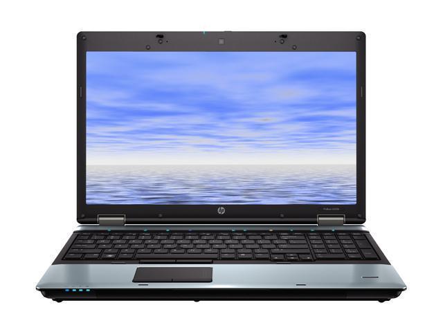 HP Laptop ProBook 6550b (WZ239UA#ABA) Intel Core i5 1st Gen 520M (2.40 GHz) 2 GB Memory 250 GB ...