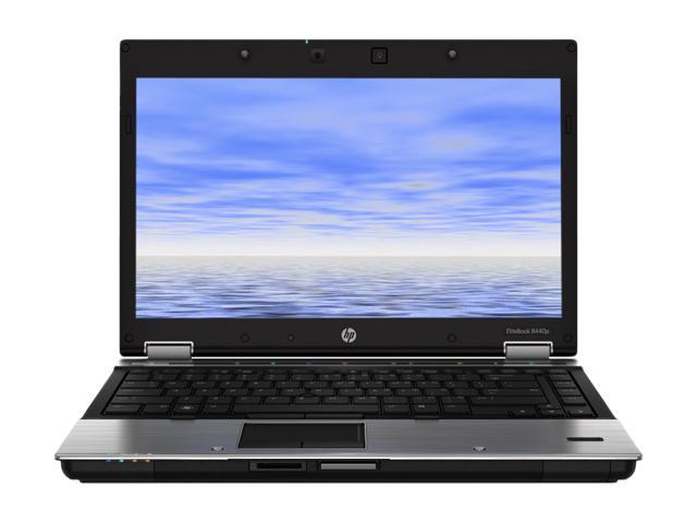 "HP EliteBook 8440p (BZ898US#ABA) 14.0"" Windows 7 Professional Laptop"