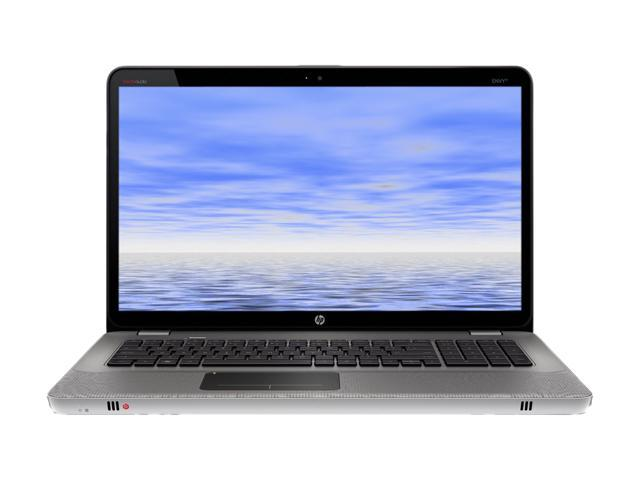 HP Laptop ENVY 17 17-2090NR Intel Core i7 2630QM (2.00 GHz) 8 GB Memory 1.5 TB HDD AMD Radeon HD 6850M 17.3