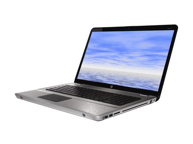 HP Laptop ENVY 17 17-2070NR Intel Core i7 2630QM (2.00 GHz) 6 GB Memory 1 TB HDD AMD Radeon HD 6850M 17.3