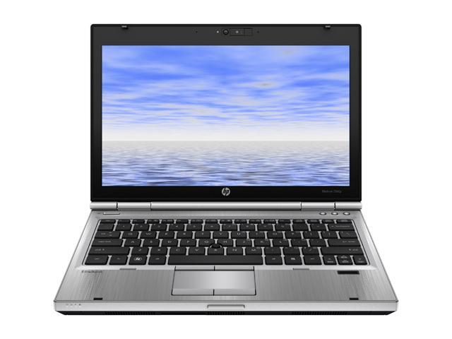 HP Laptop EliteBook 2560p Intel Core i5 2520M (2.50 GHz) 4 GB Memory 320 GB HDD Intel HD Graphics 3000 12.5