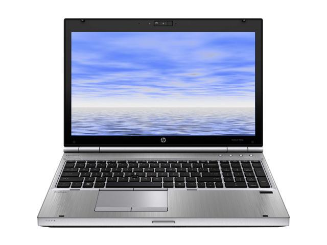 HP Laptop EliteBook 8560p (LJ546UT#ABA) Intel Core i5 2520M (2.50 GHz) 4 GB Memory 500 GB HDD AMD Radeon HD 6470M 15.6