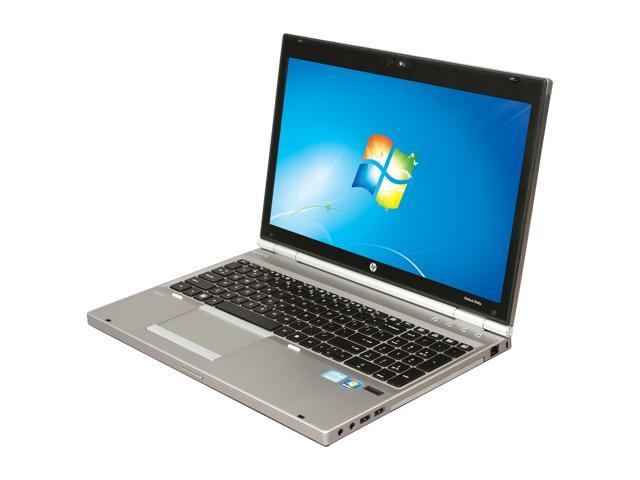 HP Laptop EliteBook 8560p (LJ548UT#ABA) Intel Core i5 2450M (2.50 GHz) 4 GB Memory 500 GB HDD AMD Radeon HD 6470M 15.6