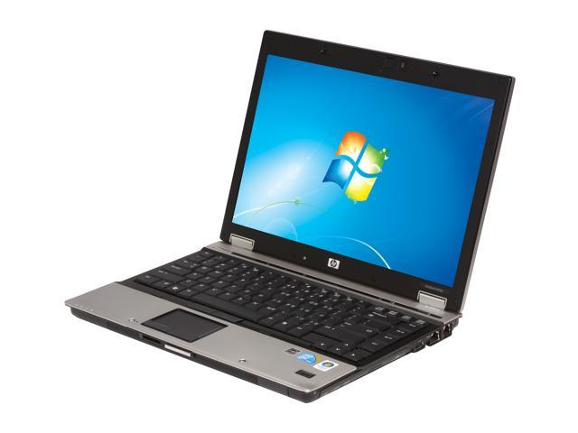 "HP EliteBook 6930P [Microsoft Authorized Recertified Off Lease] 14.1"" Notebook with Intel Core 2 Duo P8400 2.26Ghz, 2GB RAM, 160GB HDD, DVDRW Super Multi, Windows 7 Home Premium 32 Bit"