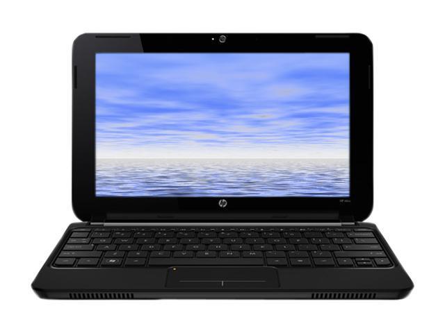 HP Mini 210-1041NR Black Intel Atom N450(1.66 GHz) 10.1