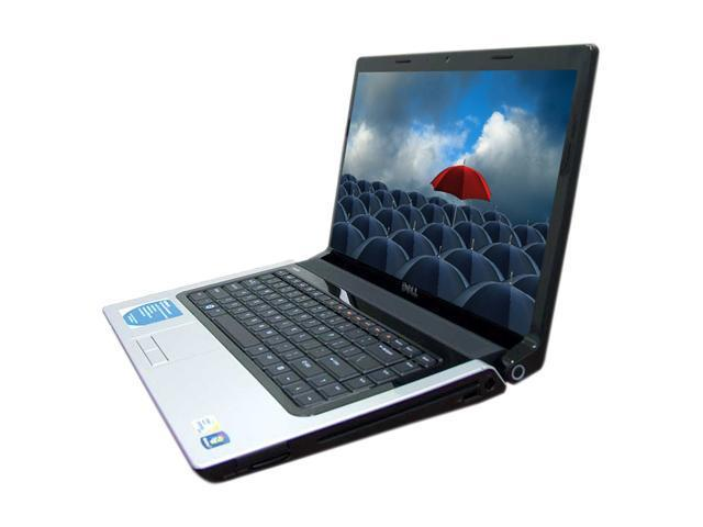 """DELL Laptop Studio 1555 (DELL-S1555/B) Intel Core 2 Duo T6600 (2.20 GHz) 4 GB Memory 500 GB HDD Intel GMA 4500MHD 15.6"""" Windows ..."""