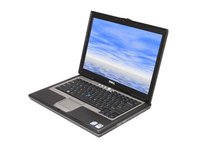 DELL Laptop Latitude D630 Intel Core 2 Duo 1.83 GHz 1 GB Memory 60 GB HDD Integrated Graphics 14.1