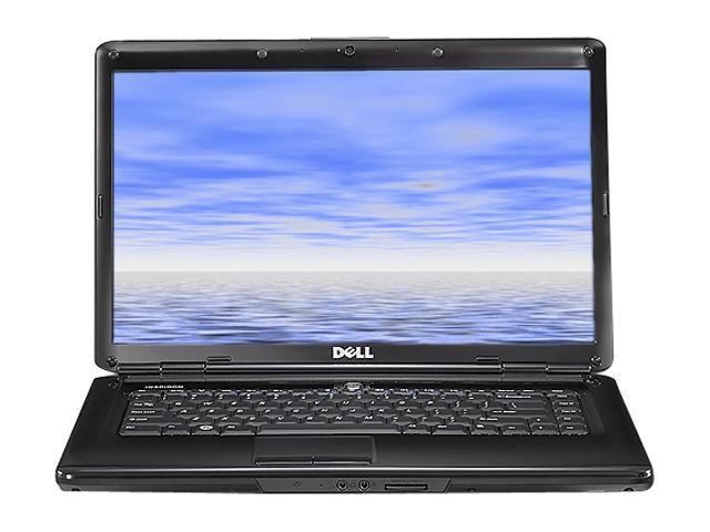 DELL Laptop Inspiron i1545-3232OBK Intel Pentium dual-core T4500 (2.30 GHz) 2 GB Memory 250 GB HDD Intel GMA 4500MHD 15.6