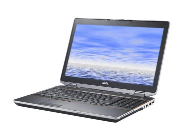 "DELL E6520 (469-0250) 15.6"" Windows 7 Professional 32-Bit Laptop"
