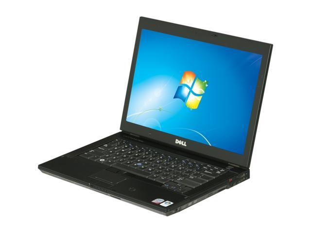 DELL Laptop Latitude E6400 Intel Core 2 Duo P8400 (2.26 GHz) 4 GB Memory 160 GB HDD 0 GB SSD 14.0