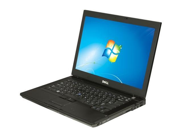 DELL Laptop Latitude E6400 Intel Core 2 Duo 2.26 GHz 2 GB Memory 80 GB HDD Intel GMA 4500MHD 14.1