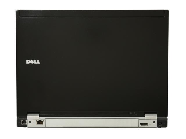 """DELL Latitude E6400 Intel Core 2 Duo 2.26GHz 2GB Memory 80GB HDD 14.1"""" Notebook Windows 7"""