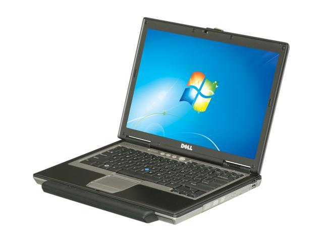 "DELL Laptop Latitude D630 Intel Core 2 Duo 2.20 GHz 2 GB Memory 80 GB HDD 14.0"" Windows 7 Home Premium"