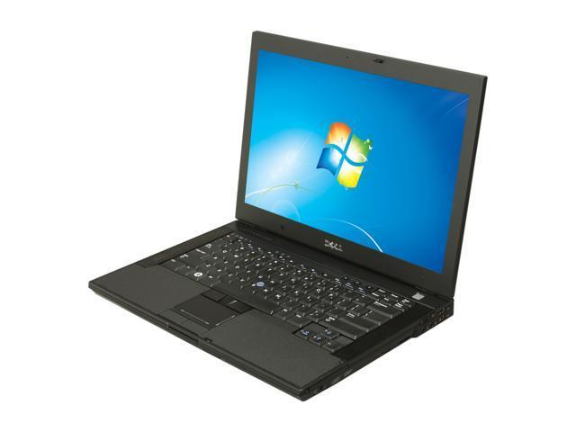 "DELL Notebook with Amor Shield Latitude E6400ASB Intel Core 2 Duo 2.20 GHz 2 GB Memory 80 GB HDD 14.1"" Windows 7 Home Premium ..."