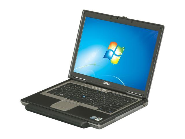 "DELL Laptop Latitude D630 Intel Core 2 Duo 2.00 GHz 2 GB Memory 160 GB HDD 14.0"" Windows 7 Home Premium"