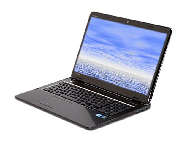 DELL Laptop Inspiron 17R-N7110 Intel Core i3 2350M (2.30 GHz) 4 GB Memory 500 GB HDD Intel HD Graphics 3000 17.3