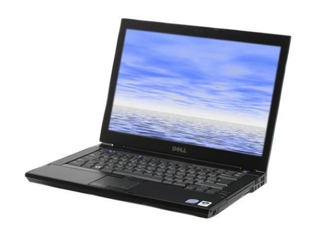 DELL Laptop Latitude E6400 Intel Core 2 Duo 2.40 GHz 1 GB Memory 160 GB HDD NVIDIA Quadro NVS 160M 14.1
