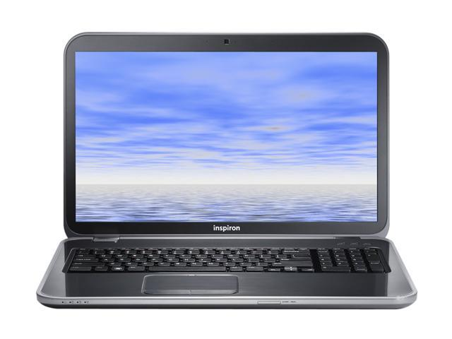 DELL Laptop Inspiron 17R-5720 Intel Core i7 3612QM (2.10 GHz) 8 GB Memory 1 TB HDD Intel HD Graphics 4000 17.3