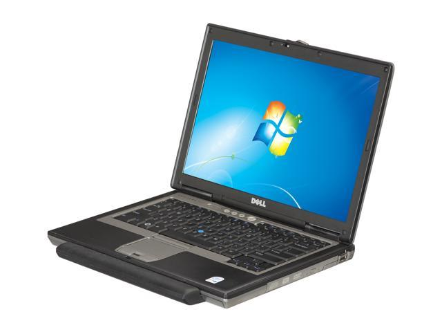 "DELL Laptop Latitude D620 Intel Core Duo 1.80 GHz 2 GB Memory 60 GB HDD 14.5"" Windows 7 Home Premium"
