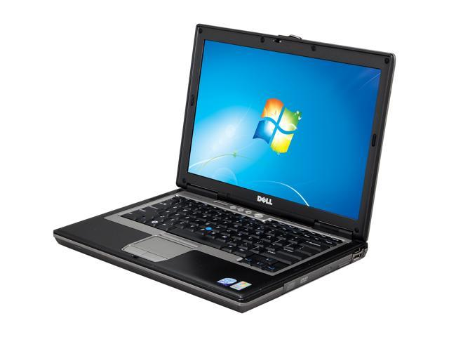 DELL Latitude D630 Intel Core 2 Duo 2.00GHz 2GB Memory 60GB HDD Windows 7 Home Premium 64-Bit Notebook