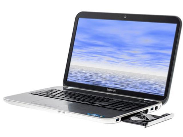 DELL Laptop Inspiron 17R-5720 Intel Core i7 3rd Gen 3630QM (2.40 GHz) 8 GB Memory 1 TB HDD NVIDIA GeForce GT 630M 17.3