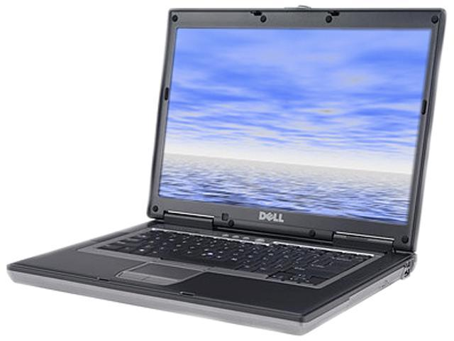 DELL Laptop Latitude D830 Intel Core 2 Duo 2.20 GHz 4 GB Memory 160 GB HDD VGA: Yes 15.4
