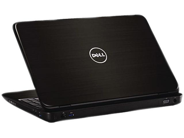 DELL Laptop Inspiron I15RN-4706BK Intel Core i7 2670QM (2.20 GHz) 6 GB Memory 500 GB HDD Intel HD Graphics 3000 15.6