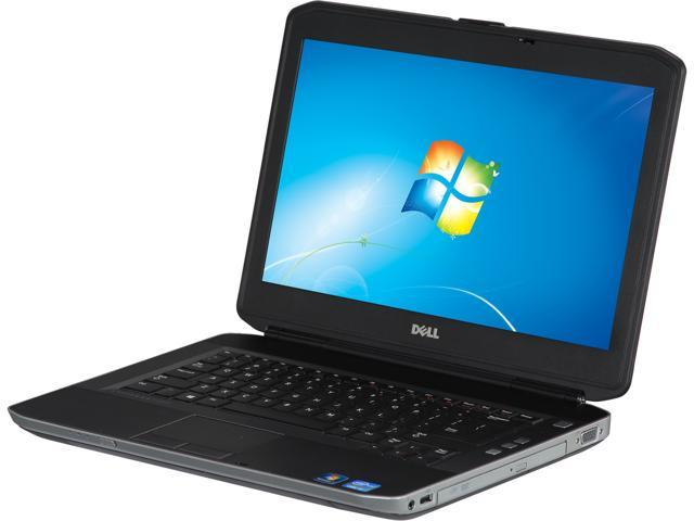 DELL Laptop Latitude E5430 Intel Core i3 3rd Gen 3110M (2.40 GHz) 2 GB Memory 320 GB HDD Intel HD Graphics 4000 14.0
