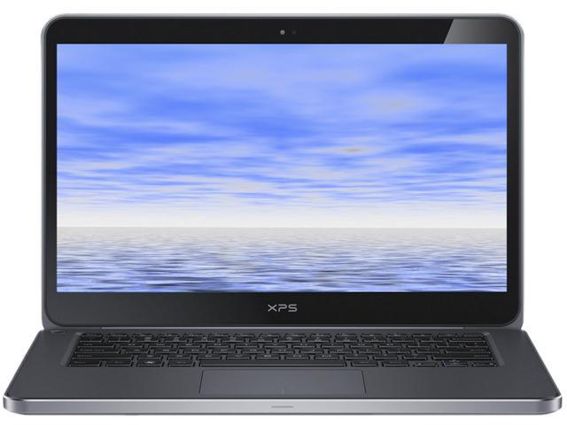 DELL Laptop XPS 14 469-3960 Intel Core i5 3317U (1.70 GHz) 4 GB Memory 500 GB HDD NVIDIA GeForce GT 630M 14.0