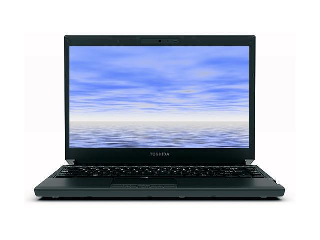 TOSHIBA Laptop Portege R700 R700-S1332 Intel Core i7 620M (2.66 GHz) 4 GB Memory 128 GB SSD Intel HD Graphics 13.3
