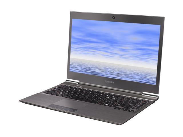 TOSHIBA Satellite Z930-001 Notebook Intel Core i5 3317U (1.70 GHz) 128 GB SSD Intel HD Graphics 4000 Shared memory 13.3