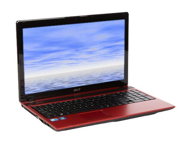 Acer Laptop Aspire AS5742-7620 Intel Core i3 1st Gen 370M (2.40 GHz) 4 GB Memory 320 GB HDD Intel HD Graphics 15.6