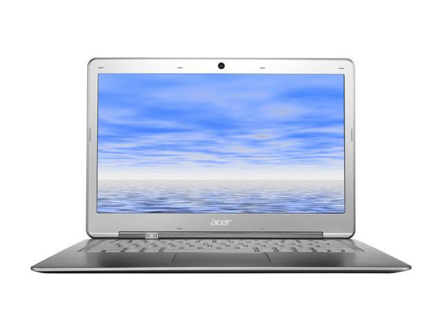 Acer Aspire S S3-951-6616 Ultrabook Intel Core i5 2467M (1.60 GHz) 240 GB SSD Intel HD Graphics 3000 Shared memory 13.3