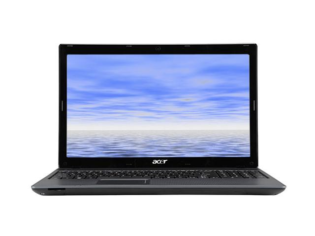 "Acer Aspire AS5349-2592 15.6"" Windows 7 Home Premium 64-Bit Laptop"