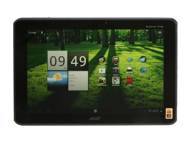 "Acer Iconia Tab A Series A700-10k32u 32 GB 10.1"" Tablet PC"