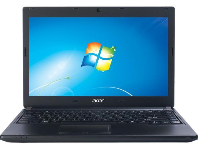 "Acer TravelMate TMP633-V-6625 Intel Core i5-3320M 2.6GHz 13.3"" Windows 7 Professional 64-bit Notebook"