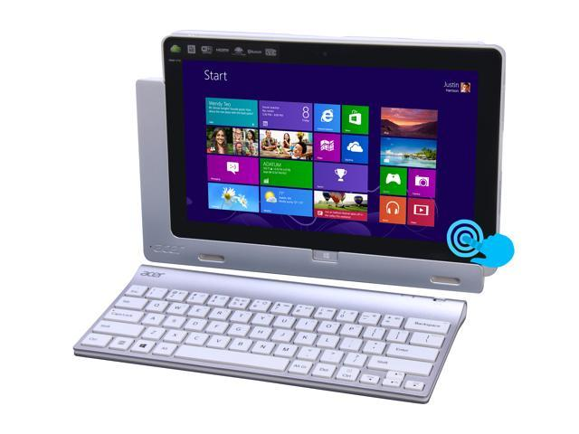 "Acer Iconia Tab W700-6691 64GB SSD 11.6"" Slate"
