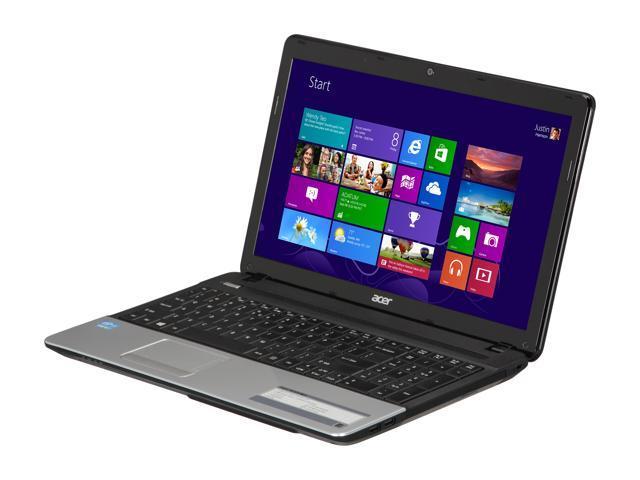 Acer Laptop Aspire E1-571-6811 Intel Core i3 2328M (2.20 GHz) 4 GB Memory 500 GB HDD Intel HD Graphics 3000 15.6