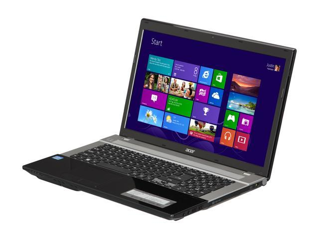 "Acer Laptop Aspire V3-771-6865 Intel Core i3 2328M (2.20 GHz) 6 GB Memory 750 GB HDD Intel HD Graphics 3000 17.3"" Windows ..."