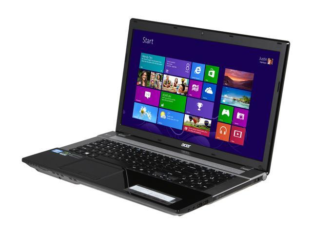 "Acer Aspire V3-771G-6851 17.3"" Windows 8 Laptop"