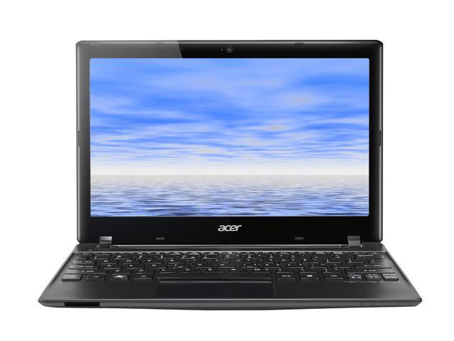 """Acer Aspire One AO756-4411 Notebook Intel Pentium 987(1.5GHz) 11.6"""" 4GB Memory 500GB HDD 5400rpm Intel HD Graphics"""