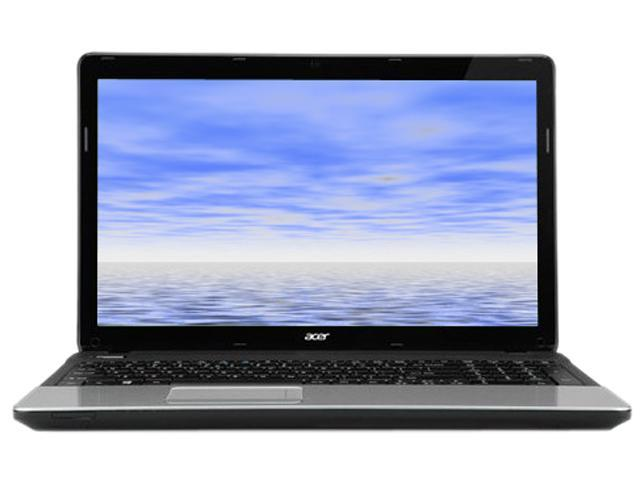 Acer Laptop Aspire E1-571-32324G50Mnks Intel Core i3 2328M (2.20 GHz) 4GB DDR3 Memory 500 GB HDD Intel HD Graphics 3000 15.6