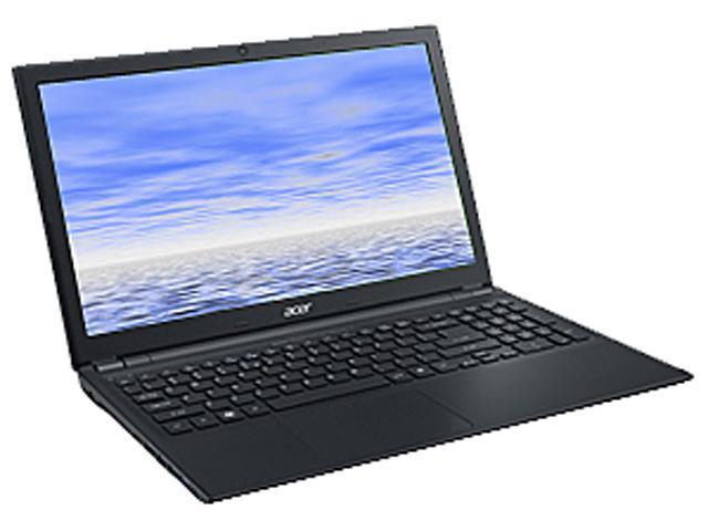 Acer Laptop Aspire V5-571-6614 Intel Core i5 2467M (1.60 GHz) 4GB DDR3 Memory 500 GB HDD Intel HD Graphics 3000 15.6