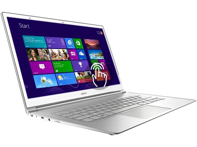 "Acer Aspire S7-391-6478 13.3"" Touchscreen Convertible Ultrabook"