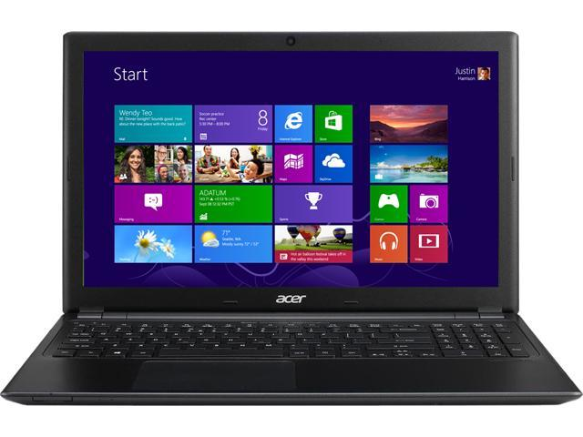 Acer Laptop Aspire V5-571P-6835 Intel Core i3 3217U (1.80 GHz) 6 GB Memory 500 GB HDD Intel HD Graphics 4000 15.6