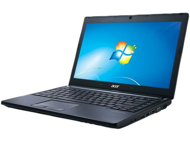 Acer Laptop TravelMate P6 TMP633-M-6818 Intel Core i5 3210M (2.50 GHz) 4 GB Memory 320 GB HDD Intel HD Graphics 4000 13.3