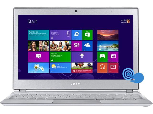 "Acer Aspire S7-191-6859 11.6"" Touchscreen Convertible Ultrabook"